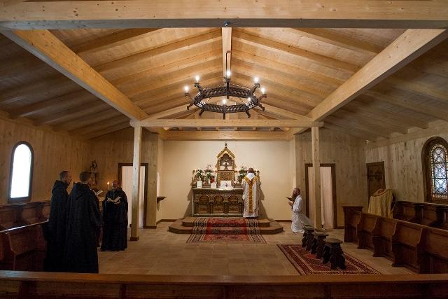 Cappella di S. Benedetto in Monte, Norcia