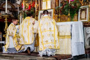 Messa solenne di mons. Soseman a Roma l'8 ottobre 2017 4