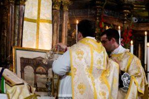 Messa solenne di mons. Soseman a Roma l'8 ottobre 2017 8