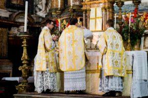 Messa solenne di mons. Soseman a Roma l'8 ottobre 2017 13