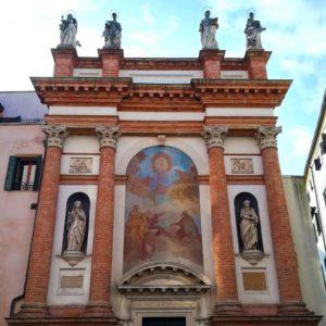Chiesa di S. Canziano (S. Rita), Padova