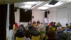Conferenza di don Roberto Spataro sdb Vicenza 17 febbraio 2018