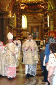Card. Darío Castrillón Hoyos S. Maria Maggiore 24 maggio 2003