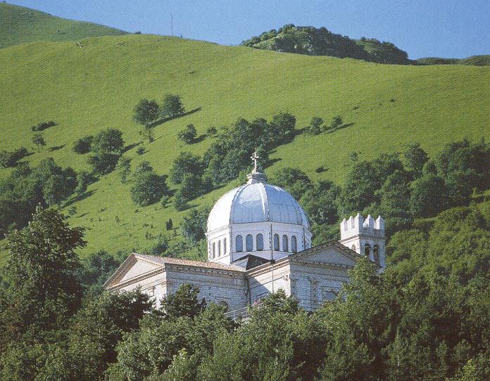 Santuario di Madonna del Monte in Costa di Aviano