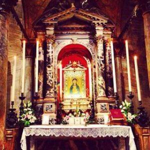 Ducale basilica di S. Marco, Venezia. Altare della Nicopeia