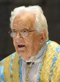 Mons. Mario Cosulich (Lussinpiccolo, 28 agosto 1920 - Trieste, 17 ottobre 2019)