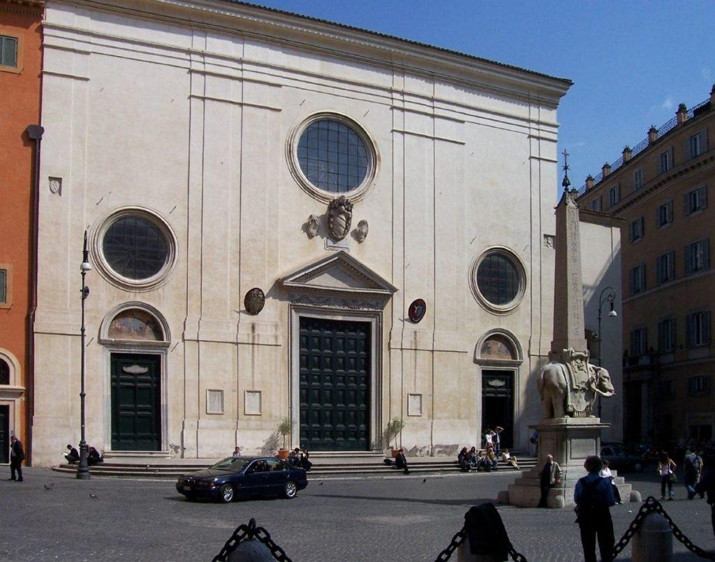 S. Maria sopra Minerva Roma