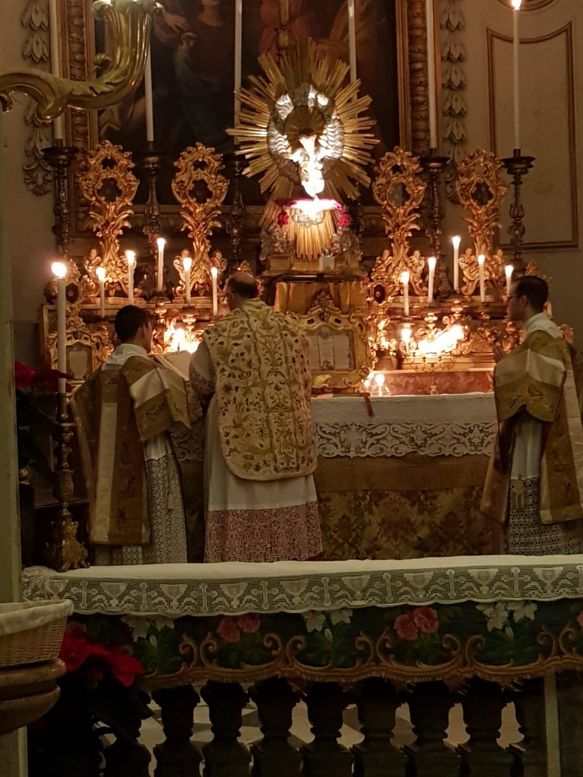 Messa di mezzanotte 2019 alla chiesa dei SS. Celso e Giuliano 1