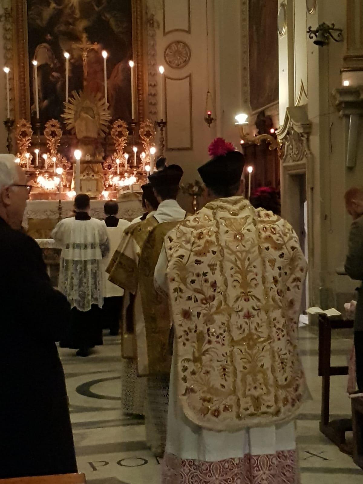 Messa di mezzanotte 2019 alla chiesa dei SS. Celso e Giuliano 2