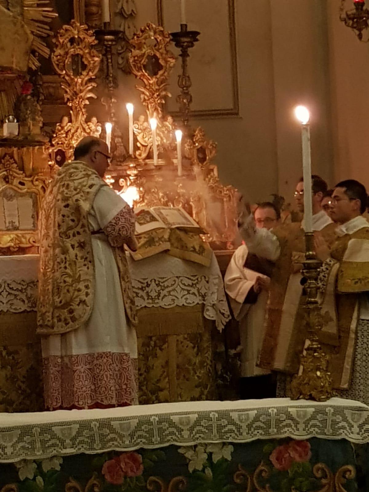 Messa di mezzanotte 2019 alla chiesa dei SS. Celso e Giuliano